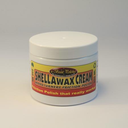 Shellawax Cream - Finitura australiana