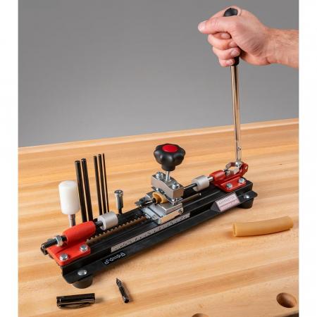 Pressa per penne legno
